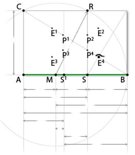 golden section dimensions the golden ratio calculator thegolden ratio