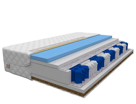 h4 matratze matratze 120x200 laval max 26cm 9 zonen h3 h4 hybrid foam