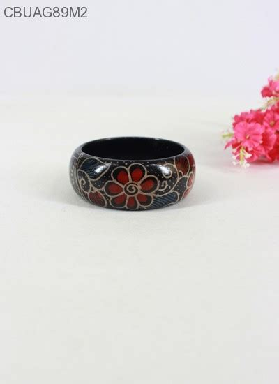 Sale Gelang Gaharu Buaya Besar gelang kayu batik besar gelang etnik murah batikunik