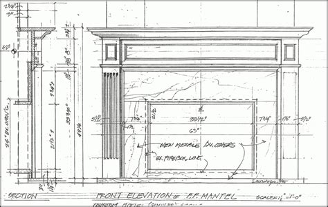 do it yourself building plans newport mantels and panel company custom fireplace
