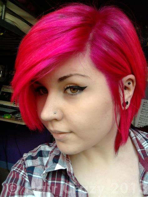 hair color special effects special effects atomic pink hair dye haircrazy