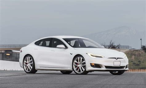 Tesla Model S 0 A 100 the 2017 tesla model s p100d and the 0 100 0 test