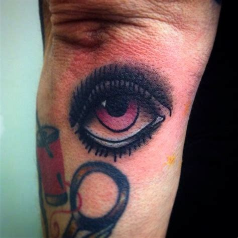 eye tattoo in london 61 best tattoos by cherri andrews images on pinterest