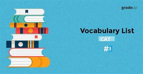 Gs 13 Going For Mba by Vocabulary Preparation For Cat Xat Iift Mba Exams