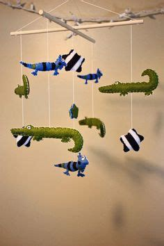 Alligator Crib Mobile by 1000 Ideas About Baby Alligator On Geckos