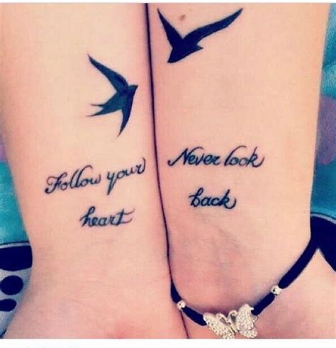 matching tattoos to get with your best friend trusper