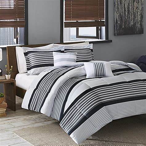 cozy soft comforter cozy soft 174 paul comforter set in black white grey bed