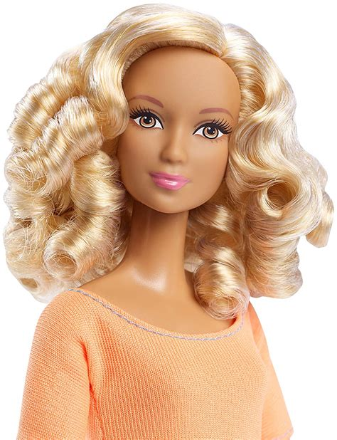 best dolls made to move doll orange top ebay