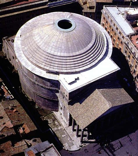 cupola pantheon roma pantheon church of st