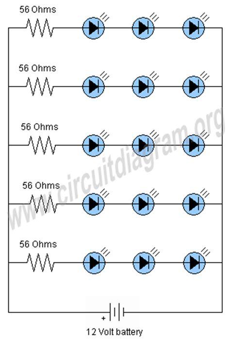 led wiring diagram 12v efcaviation