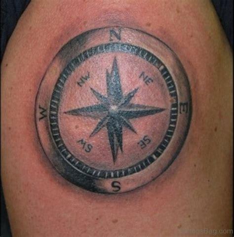 tattoo nautical compass 61 amazing nautical shoulder tattoos