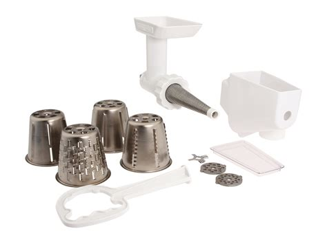 kitchenaid mixer attachment pack white shipped free at