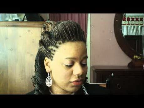 Micro Braids Hairstyles Updos by Micro Braids Updo Hairstyles