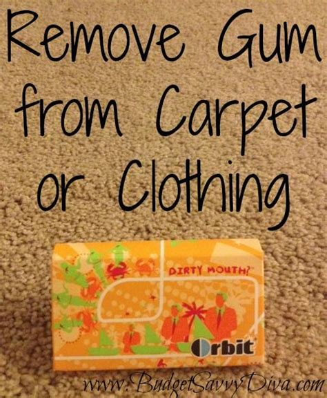 remove gum from rug i m to lazy to read this now so i m pinning it for later how to remove gum from carpets and