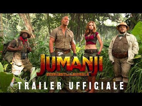 jumanji film completo italiano youtube jumanji benvenuti nella giungla il nuovo trailer