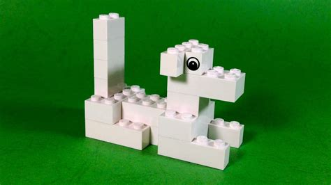 lego dog house instructions how to build lego lazy dog 4630 lego 174 build play box building instructions for kids youtube