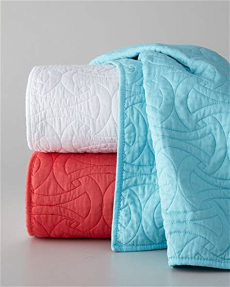 turquoise quilted coverlet trina turk bedding webnuggetz com