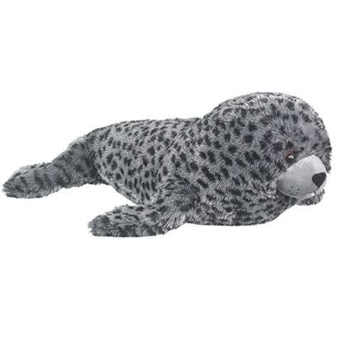 Boneka Harbor Seal Stuffed Animal Jumbo jumbo 31 inch stuffed harbor seal by wildlife artists at stuffed safari
