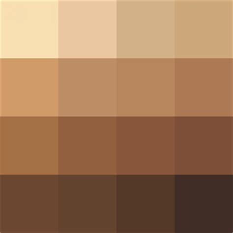 melanin skin color starbucks skin scale tv tropes