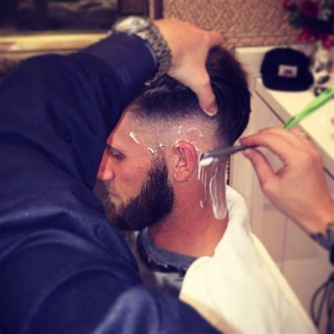 bryce harper ponytail 5 bryce harper haircuts and beards