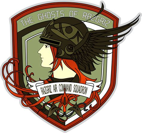 The Squadron squadron patch