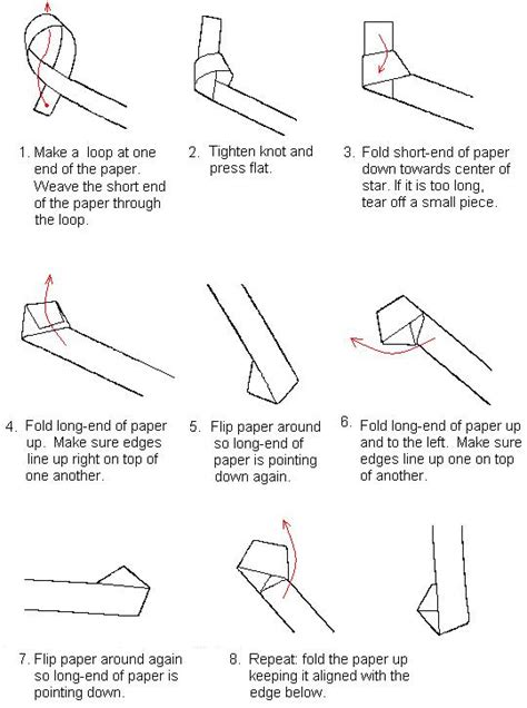 How To Make Paper Lucky - origami wishing