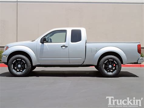 nissan frontier lift kit before and after 2006 nissan frontier image 16