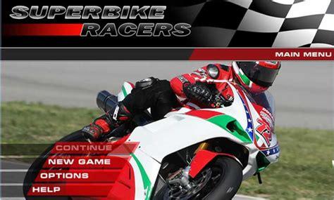 motosiklet yaris oyunu indir superbike racers  keshfet