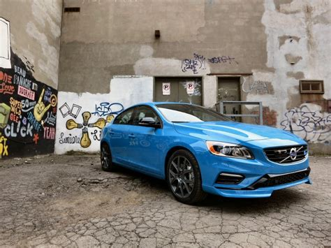 volvo  polestar performance sedan review autobytelcom
