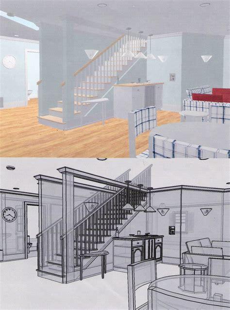 how to design basement floor plan interesting interior