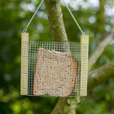 easy to make bird feeder