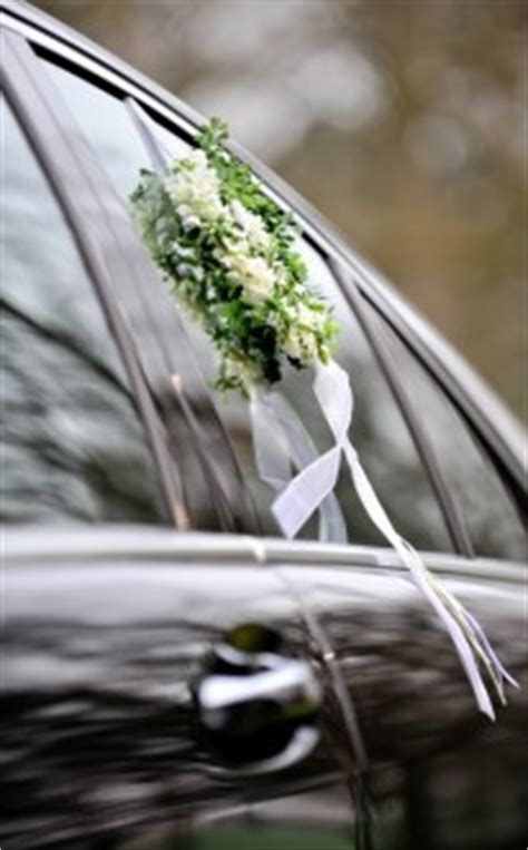 Dezenter Hochzeitsschmuck by Autoschmuck Zur Hochzeit Ideen F 252 R Autodeko Zur Hochzeit