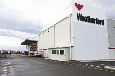 weatherford australia office and warehouse