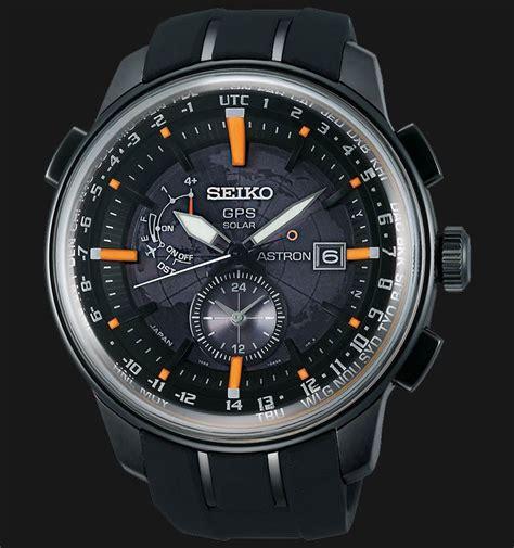 Jam Tangan Porsche Time seiko astron sas035j gps solar world time 7x silicon