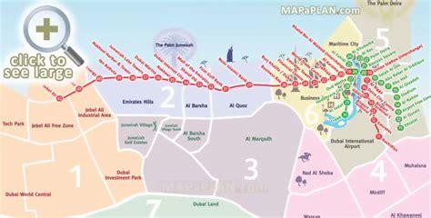 printable dubai road map dubai maps top tourist attractions free printable city