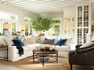 Ideas For Pottery Barn Family Room Design Ideas For Decorating Empty Living Room Corners Driven By Decor