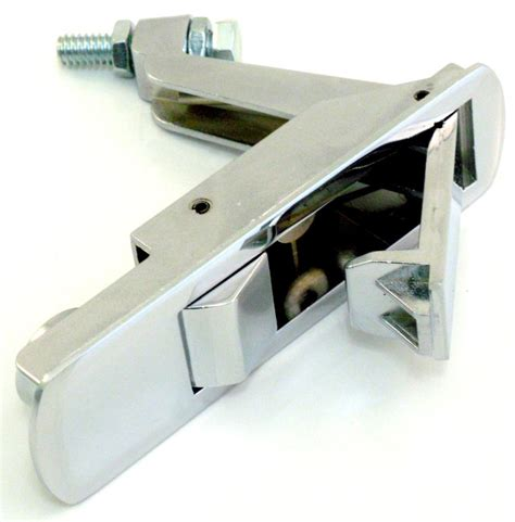 race trailer cabinet latches chrome trigger latch flush mount compression mirage