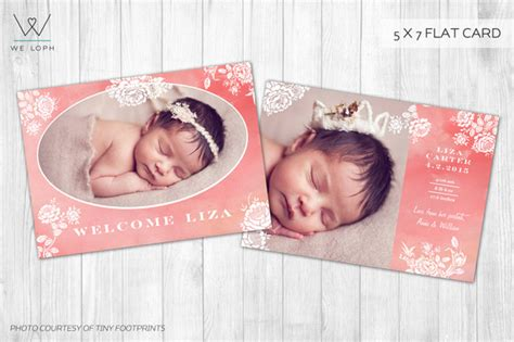 new born card template new born baby template card card templates on