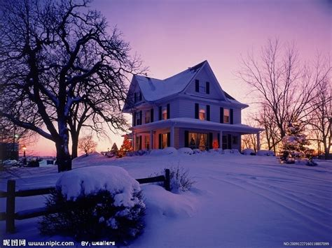Best House For Winter by