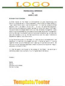 best photos of exle of professional reference letter