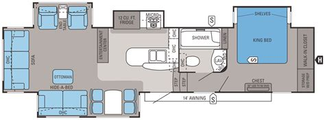 jayco pinnacle fifth wheel floor plans 2014 pinnacle floorplans prices jayco inc
