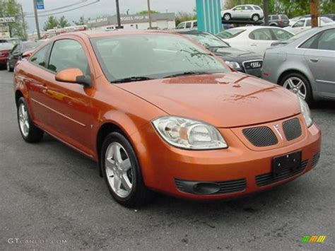 Pontiac G5 2007 by 2007 Fusion Orange Metallic Pontiac G5 14123361