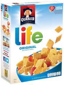 Gift Wrap Roll - quaker life cereal original 18 oz free shipping