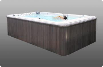 jet stream bathtub two zone 10 person swim spa with jetstream propulsion