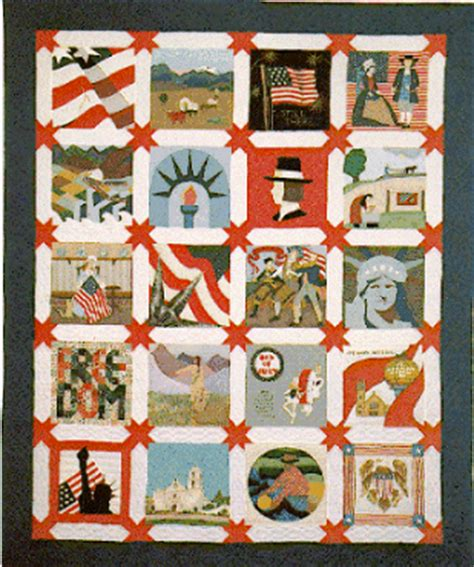 American Quilt by European American Quilting Traditions