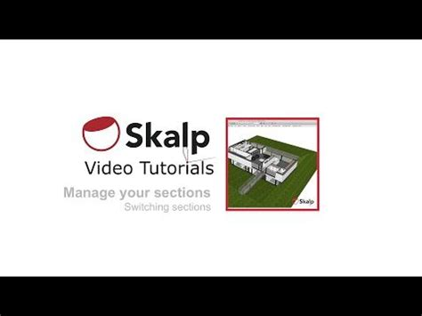 tutorial video c skalp video tutorial switching sections youtube ga