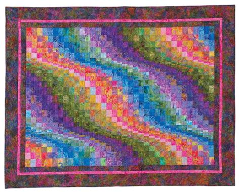 paint by number quilting pattern from the editors of