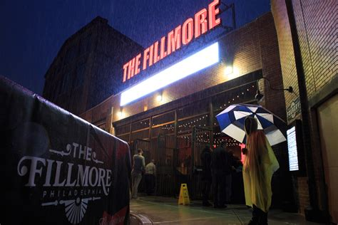 Out The Door Fillmore by The Fillmore Philadelphia Opens With A