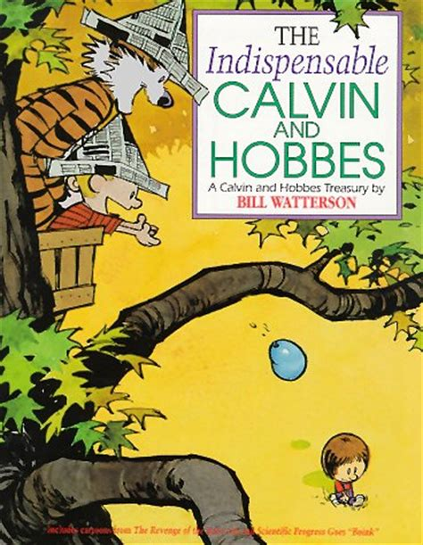 scientific progress goes boink a calvin and hobbes collection books the calvin and hobbes wiki
