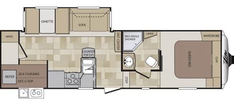 cougar 5th wheel floor plans 2013 keystone cougar xlite 27bhs fifth wheel cincinnati